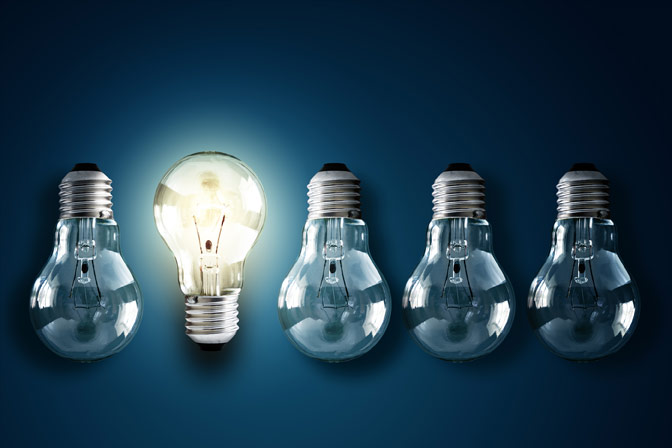 Not having a business idea could be the best thing when starting a business